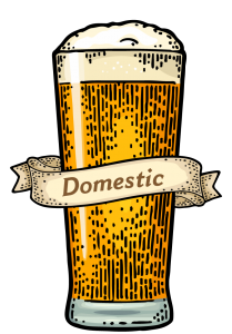 domestic beer products